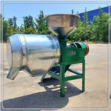 环保节能三七磨粉机 360型自动上料磨面机 齿爪式磨面机