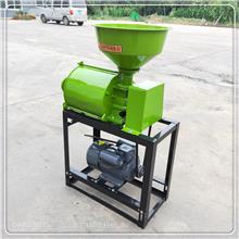三相电三七黄芪磨粉机 家用湿糯米研磨机 干湿粉碎机