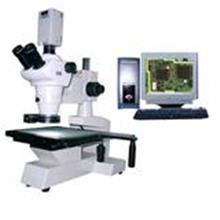 显微镜 640倍  1600倍 学生用显微镜 实验室用 双目带屏