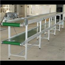 药品用铝型材输送机 食品带输送机 铝合金框架输送机