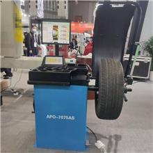 豪华智能LCD型屏幕轮胎平衡机 轮胎平衡仪电脑屏幕