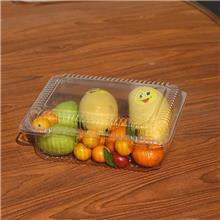 水果草莓包装 透明水果塑料盒 食品吸塑包装 长期供应
