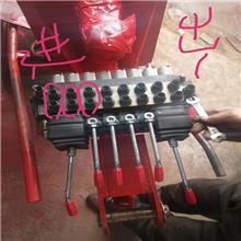 多功能前置小型抓木机效果 四轮驱动加高抓甘蔗机价格
