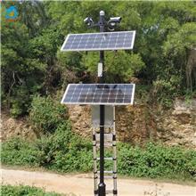 太阳能安防监控摄像头  户外4G无线摄像监控路灯