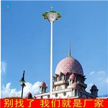 25 30米广场LED高杆灯厂家 升降式高杆灯报价 体育馆球场高杆灯