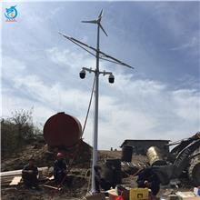 厂家定制户外太阳能摄像路灯 wifi无线监控高清球机 4G防水网络系统路灯监控