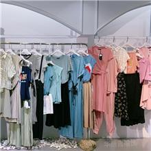 香港品牌华丹妮Vadaini好的服装折扣品牌女装潮流时尚夏装品牌女装跑量品牌折扣批发