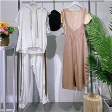 香港品牌华丹妮Vadaini时尚女装批发货源品牌尾货断码清仓库存女装新款夏装拿货渠道