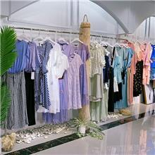 香港品牌华丹妮Vadaini时尚女装批发货源潮流时尚夏装品牌女装跑量品牌折扣批发
