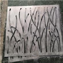 胶州酒店室内装饰艺术冲孔铝单板厂家_激光切割木纹铝窗花厂家