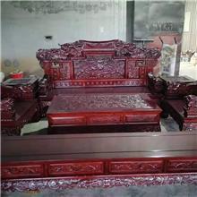 河北佳美老榆木沙发厂家 客厅实木沙发 大小户型沙发套件 宫廷实木沙发 酒店实木沙发