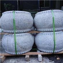 厂家批发 青石柱墩石 宗教庙宇柱墩石 做旧石柱墩 量大从优