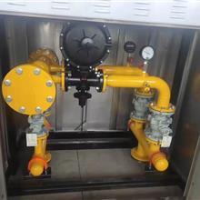 天然气调压箱 cng减压撬 燃气调压箱 楼栋调压箱 cng调压箱 减压