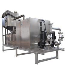 厂家直销 天津油脂分离器 天津不锈钢油脂分离器 天津油脂分离器