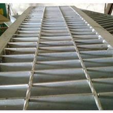 污水处理厂格栅 镀锌盖板 异形防滑钢格板