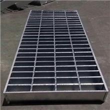 拓疆 镀锌沟盖板 异形钢格板 电厂镀锌钢格栅 工厂价格