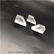 分光棱镜胶合四方体分光比1:1 k9材质棱镜透镜加工定制