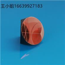 晶良光电秒级棱镜 全站仪 镀铜全反射棱镜  高精度元件  加工定制光学棱镜透镜