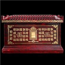 厂家常年供应青石骨灰盒 黑檀木玉石骨灰盒石棺材殡葬用品