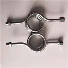 压力仪表弯管 不锈钢缓冲管 不锈钢散热管 压力表存水弯
