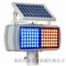 太阳能爆闪灯价格 交通爆闪灯 高空路障灯 LED施工告示灯 清禹 一手货源
