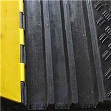 厂家直销三线线槽减速带 舞台串线板 清禹交通