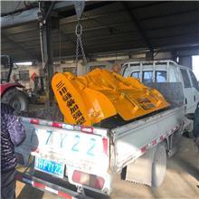 山东灰土拌合机 拖拉机带动摊铺机 车载式路面拌和机
