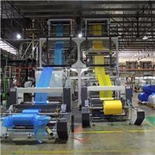 大型快递袋塑料包装机械 工业包装膜吹膜机