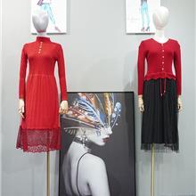 品牌折扣女装 走份 批发 东大门2020新款连衣裙女装 实体店直播货源