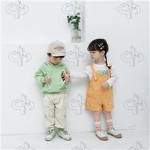 品牌童装折扣批发广州货源 柚萌秋款童装2020春夏婴童直播母婴店 巴拉巴拉