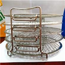 不锈钢烧烤架 包边网片烤箱支架 烤肉架 沥水架 厂家定制