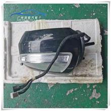 适用奔弛GL级后视镜GL500 W164 W166倒车镜总成底座镜片拆车件