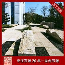 别墅庭院地面石材拼花,仿石材地面砖,欢迎定制