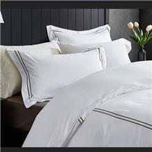 星与辰*五星级酒店60支长绒棉四件套全棉纯棉床上用品床单被套床品套件布草酒店床品套件