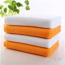 星与辰@酒店浴巾毛巾面巾方巾地巾定制
