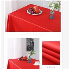 星与辰*酒店布草桌布餐布餐厅台布定制