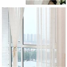 星与辰_深圳市酒店餐厅定制夏季爆款布艺窗纱