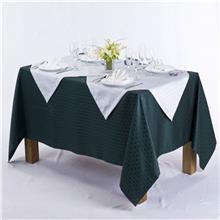 星与辰@酒店方形桌布长方形桌布餐厅布定制