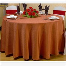 星与辰*酒店台布圆桌布会议桌布定做加厚餐桌布饭店宴会婚庆桌裙方形中式布草
