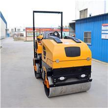 广东工程压土机 沥青小型压路机 2.5吨全液压座驾式双钢轮振动压实机 常年直供