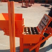 胜亚小型手工制砖机  制砖机  小型手工压砖机 手工单人制砖 QMR2-40手工砖机