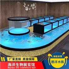 厂家直销海鲜池制冷机组 鱼池温控海鲜机工业制冷机组 鱼池制冷机