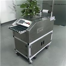 亚克力板 导光板自动覆膜机 盛远 液晶玻璃覆膜设备厂家
