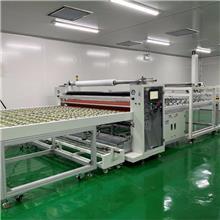 厂家直销液晶面板玻璃覆膜机-盛远大型导光板覆膜机-销售玻璃覆膜机厂家