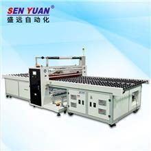 自动覆膜机-盛远-东莞全自动覆膜机 玻璃覆膜机 覆膜机厂家