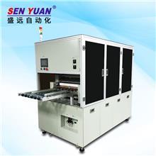 加热覆膜机 盛远 丝印非标自动导光板覆膜机厂家