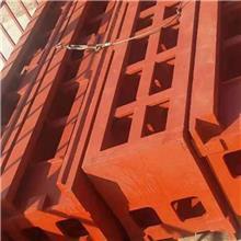 树脂砂床身铸造 机床铸件底座 普菱 机床铸件 价格优惠