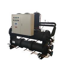 工厂直销水地源热泵机组涡旋机组别墅洗浴商用养殖中央空调工程