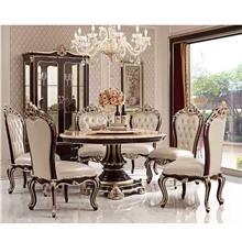 豪华欧式餐桌餐椅  天津发货 量大从优
