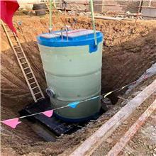 一体化轴流泵站 一体化截污预制轴流泵站 一体化预制泵站按需定制